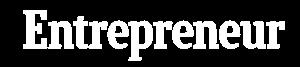 Entrepreneur Logo White