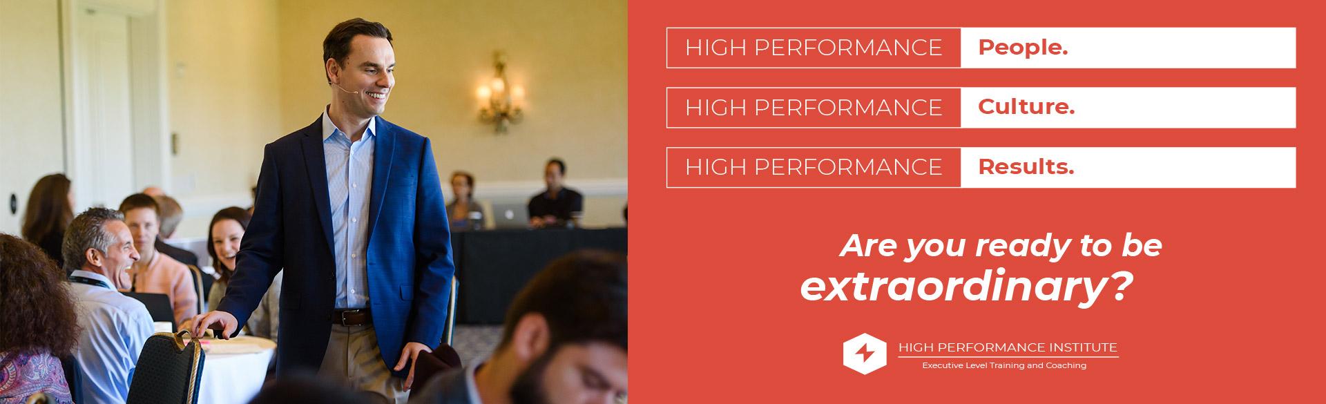 Brendon Burchard High Performance Insitute HPI Banner