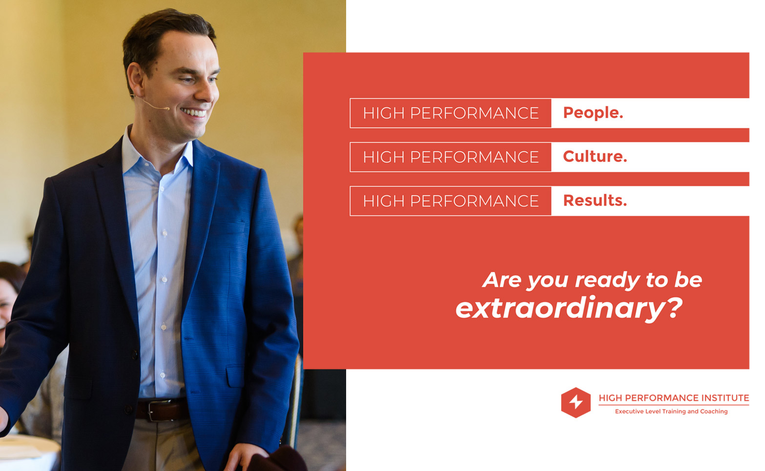 Brendon Burchard High Performance Insitute HPI