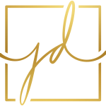 JD_Logo_TealLinearLogomark Large Gold